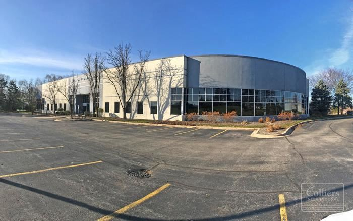 For sale or lease | 50,167 SF on 4.48 acres
