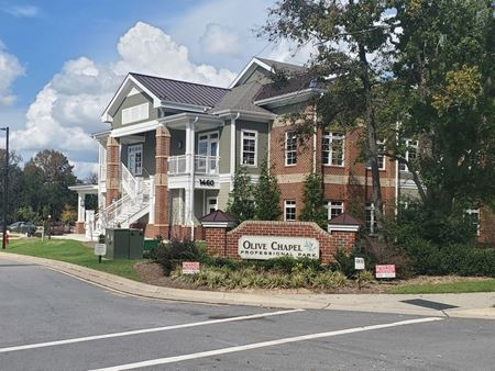 Olive Chapel Professional Park - Apex