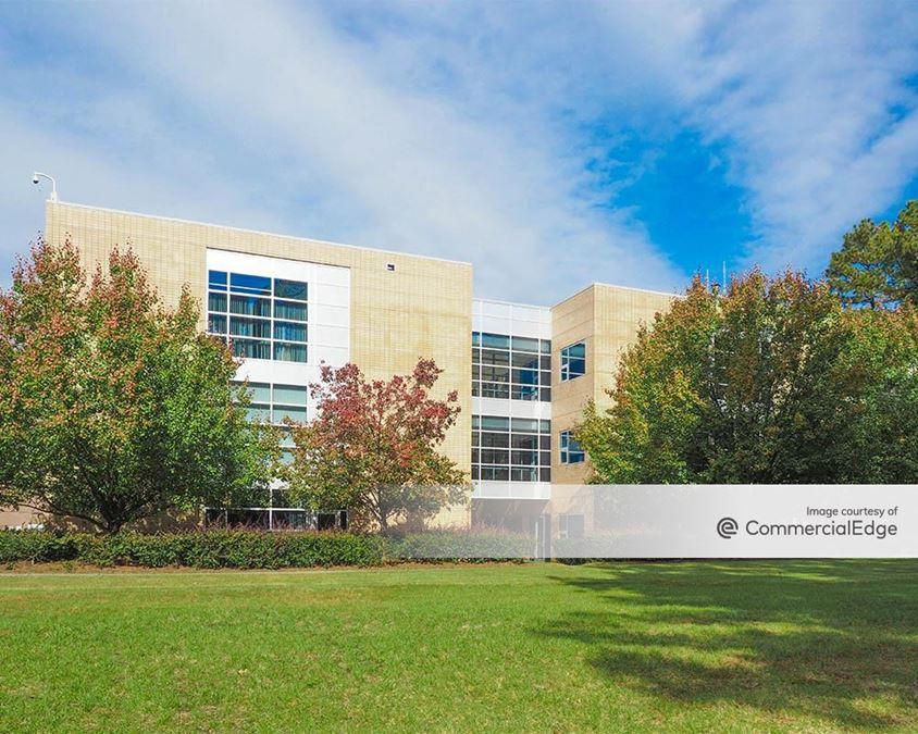 RTI International Campus - Cox & Hobbs Buildings