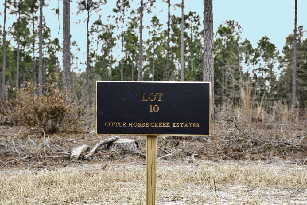 Little Horse Creek Estates: Lot 10