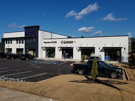 Signature Shops Retail Units - Martinez