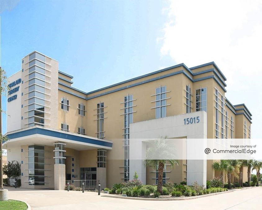 Pearland Kirby Medical Plaza