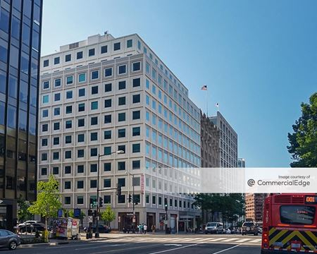 Farragut Building - Washington