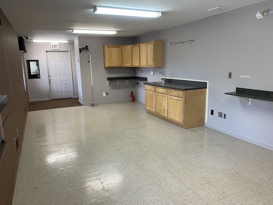 Ann Arbor Office for Sublease - Pittsfield Township