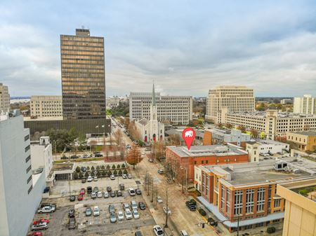 Downtown Offices in Gras Town Plaza - Baton Rouge