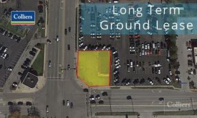 Long Term Ground Lease with 12,000 SF Building Available in Lansing