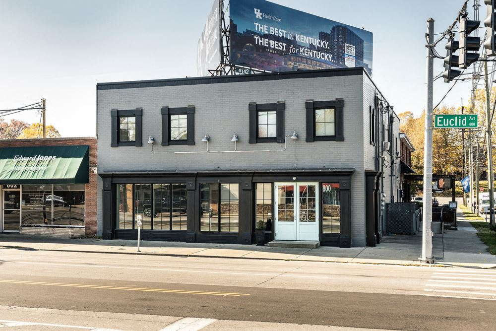 Chevy Chase Street Corner Retail / Office