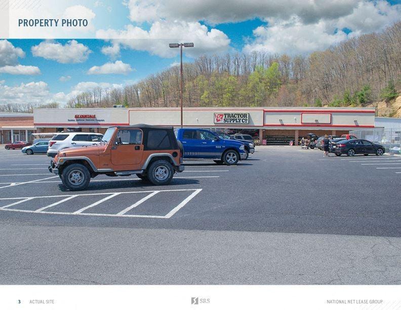 Wise, VA - Tractor Supply Co. & E-Z Rentals
