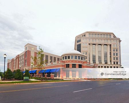 Water Ridge Office Park - Ten & Eleven Water Ridge - Charlotte