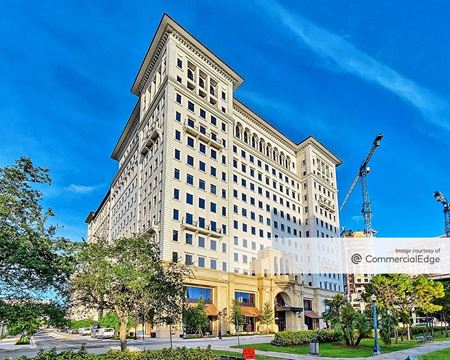 The Plaza Coral Gables - Building 1 - Coral Gables