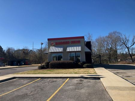 Former Burger King - Trussville