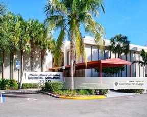 Palm Beach Gardens Medical Center - Human Resources Building