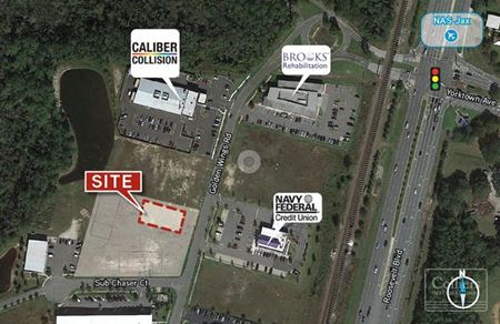 7232 Golden Wings Road - New Flex Space Construction across from NAS Jax - Jacksonville