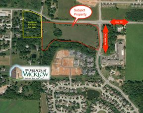 14.4 Acres on Highway CC - Nixa