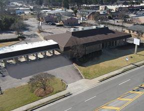 Former Wells Fargo Building
