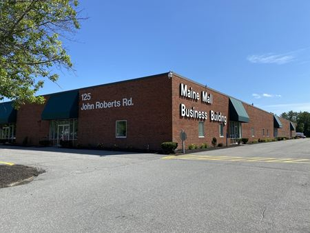 MAINE MALL BUSINESS BUILDING  - OFFICE/FLEX SPACE - South Portland