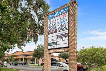 River Hills Plaza Retail / Office Center - Valrico