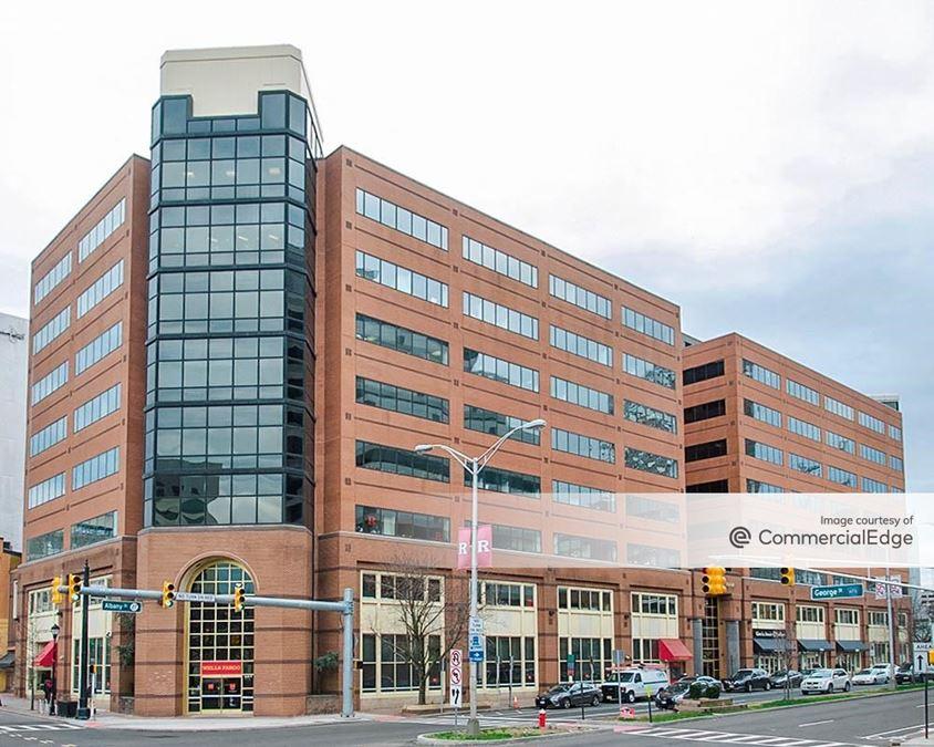Albany Street Plaza