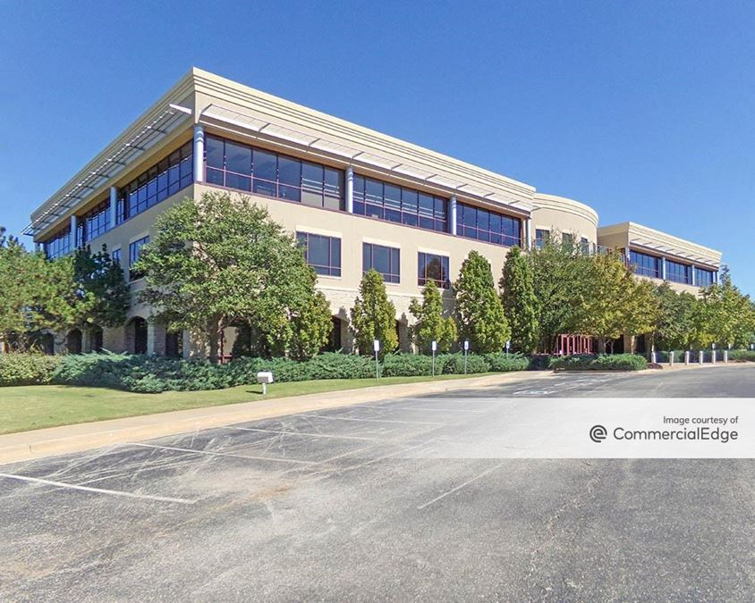 Gaillardia Office Building