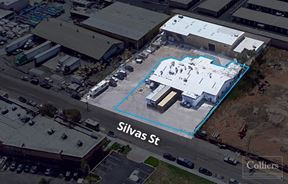 1616 Silvas St - Warehouse with Refrigeration Throughout Building