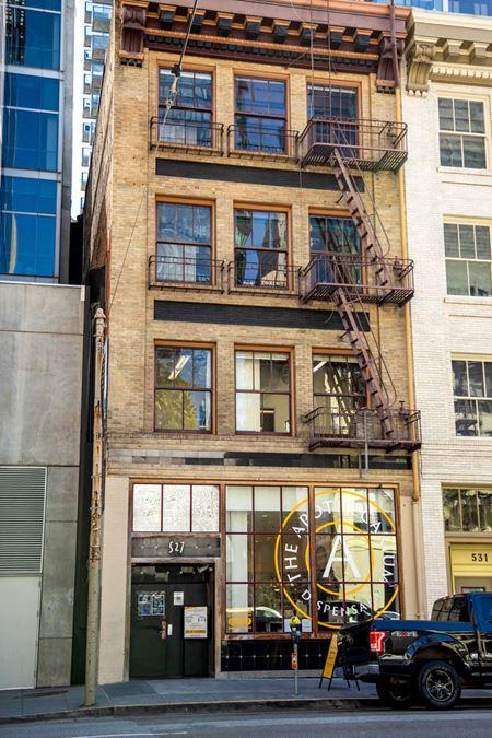 527-529 Howard Street - San Francisco