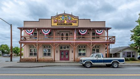 The Wild Rose Building - Orting