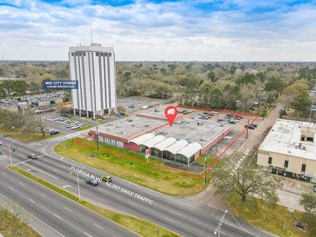 Multi-Use Property on Florida Blvd Adjacent to BRCC - Baton Rouge