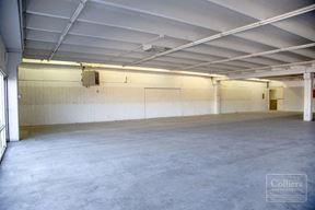 Retail Showroom Space for Lease - Albuquerque