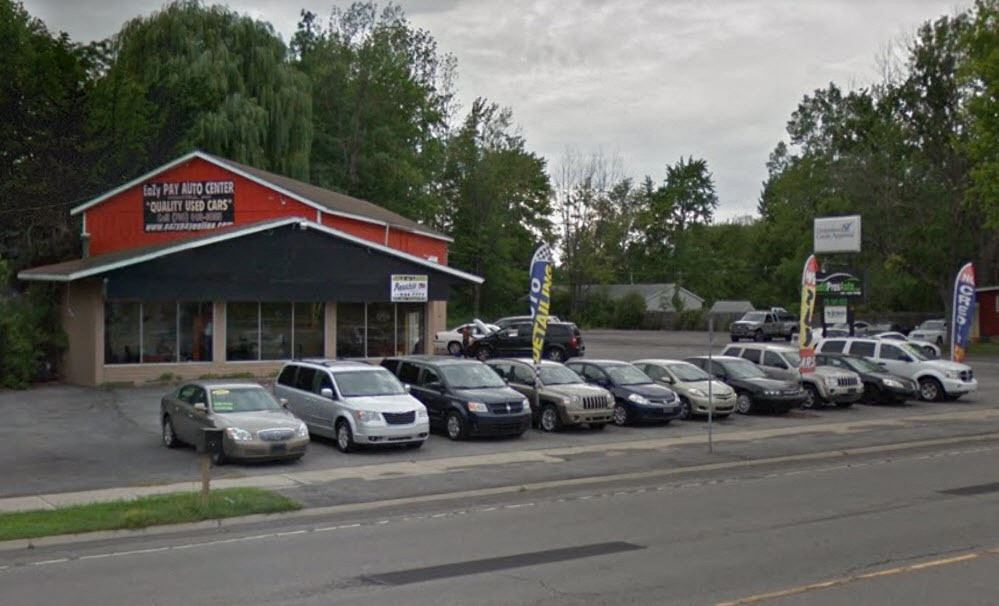Auto Sales & Service - Buy Here Pay Here
