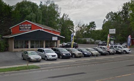 Auto Sales & Service - Buy Here Pay Here - Wheatfield