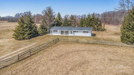 80 Acre Horse Farm - Ann Arbor