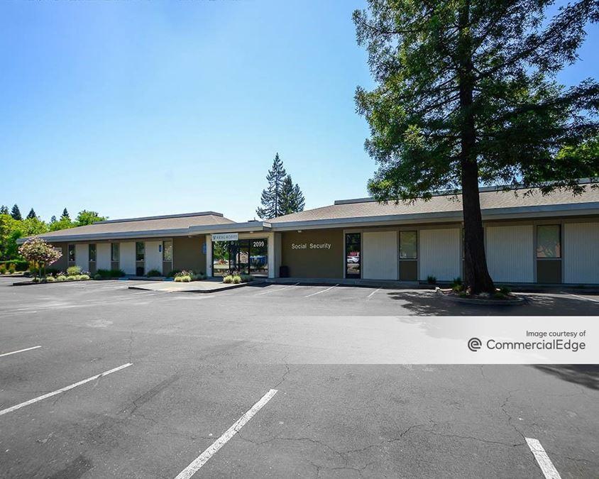 Coddingtown Plaza Business Park - 2099 Range Avenue & 1440 Guerneville Road
