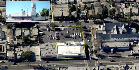 Prominent Long Beach Freestanding Retail - Signalized Corner - Long Beach