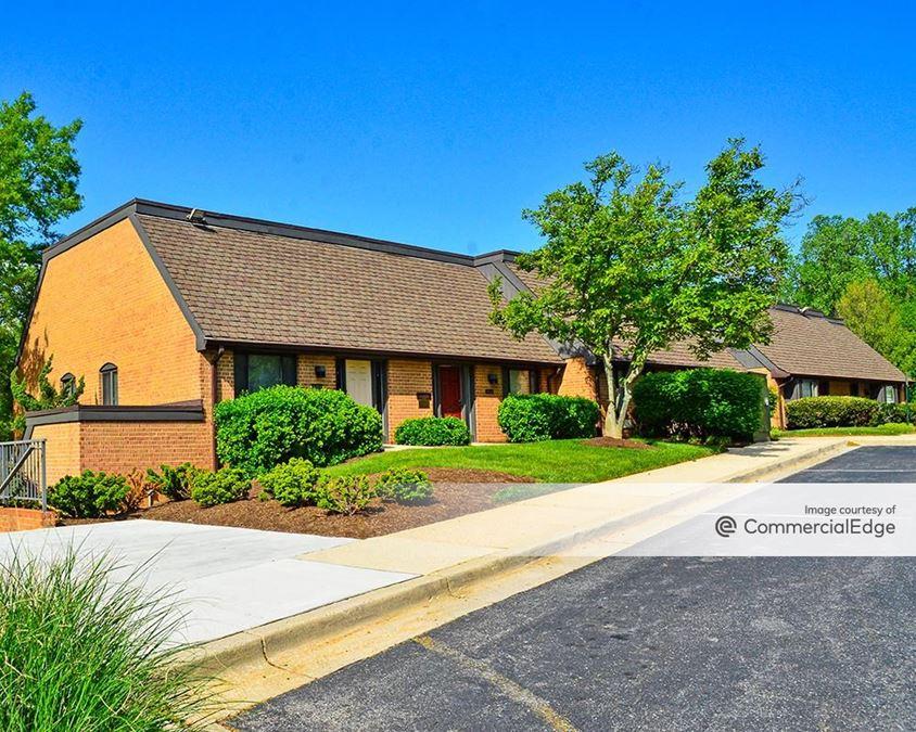 Montrose Professional Park - 6200-6288 Montrose Road