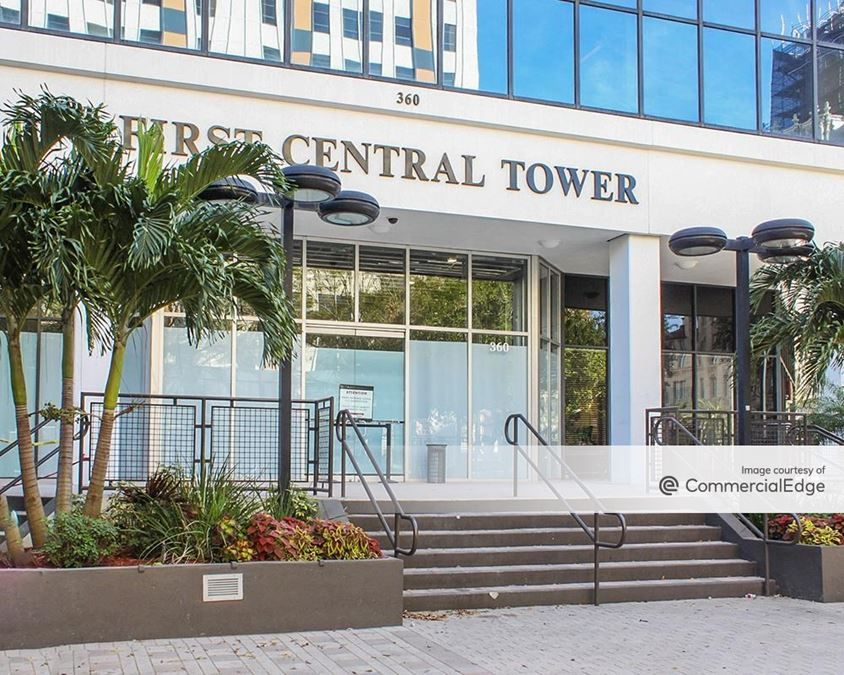 First Central Tower