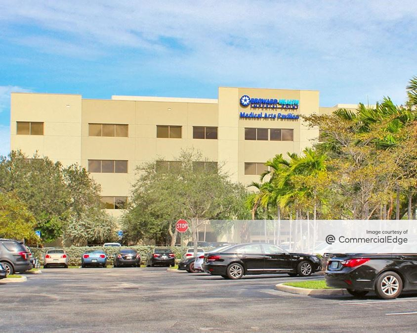 Imperial Point Medical Center - 6333 North Federal Hwy