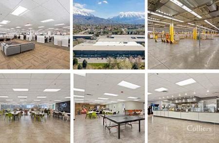 Vivint Industrial Complex - Investment - Lindon