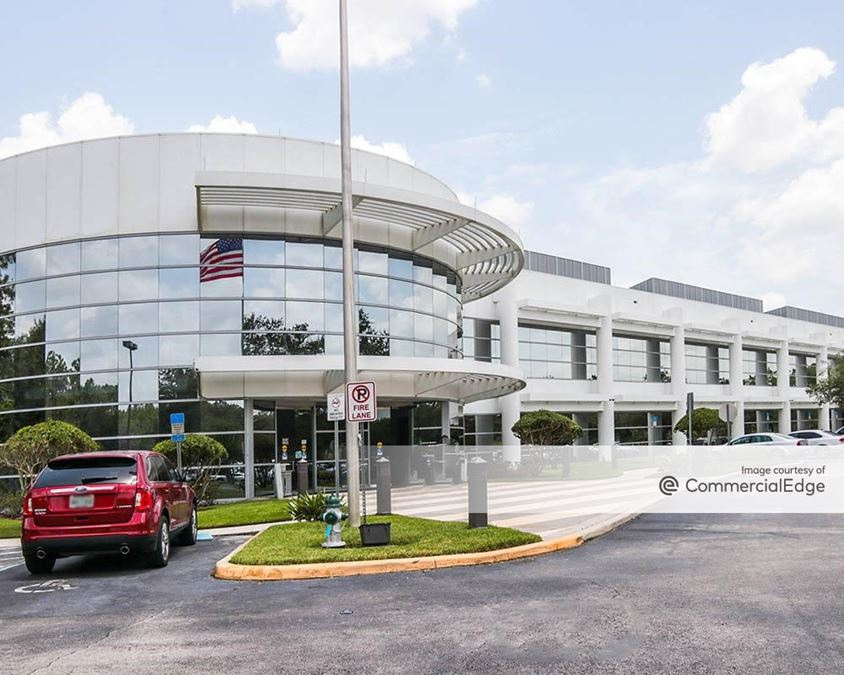 Central Florida Research Park - Ingenuity Drive