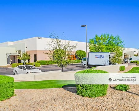 1320 South Priest Drive & 1406 & 1410 West 14th Street - Tempe