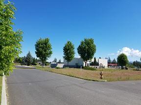 Mt. Spokane Village Pad Site - North