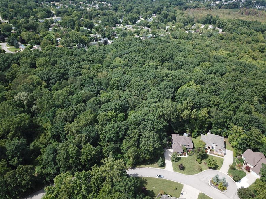 Vacant 10 acres - Christopher Court