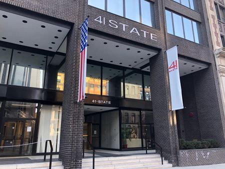 41 State Street - Albany