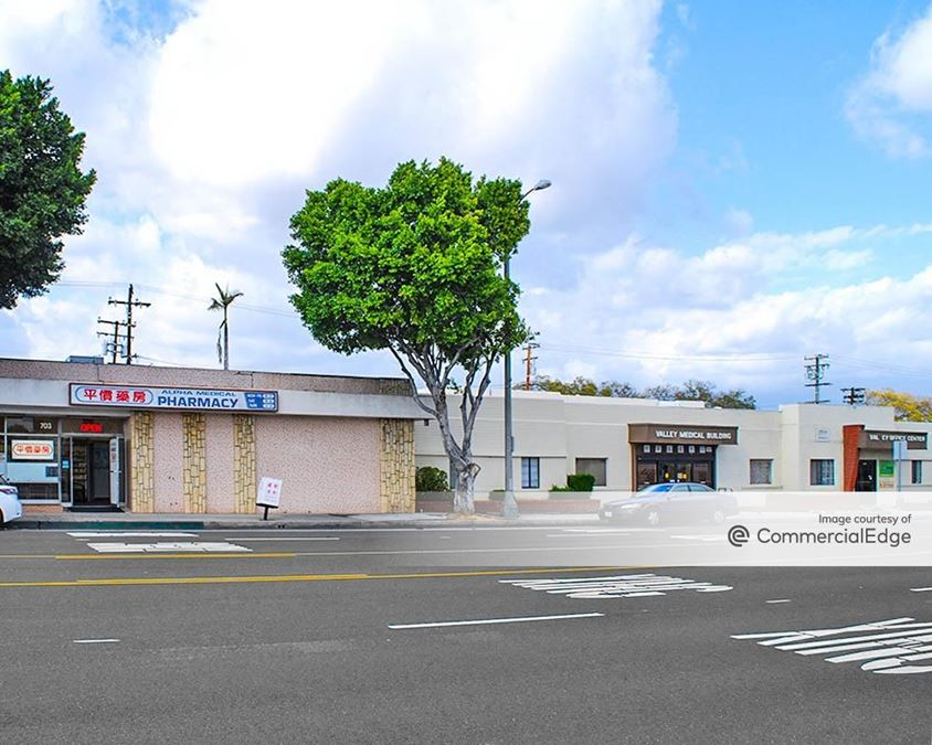 701-711 West Valley Blvd