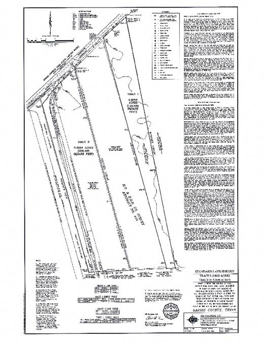 +/- 1.5 - 2.9 Acres on Spring Cypress Road