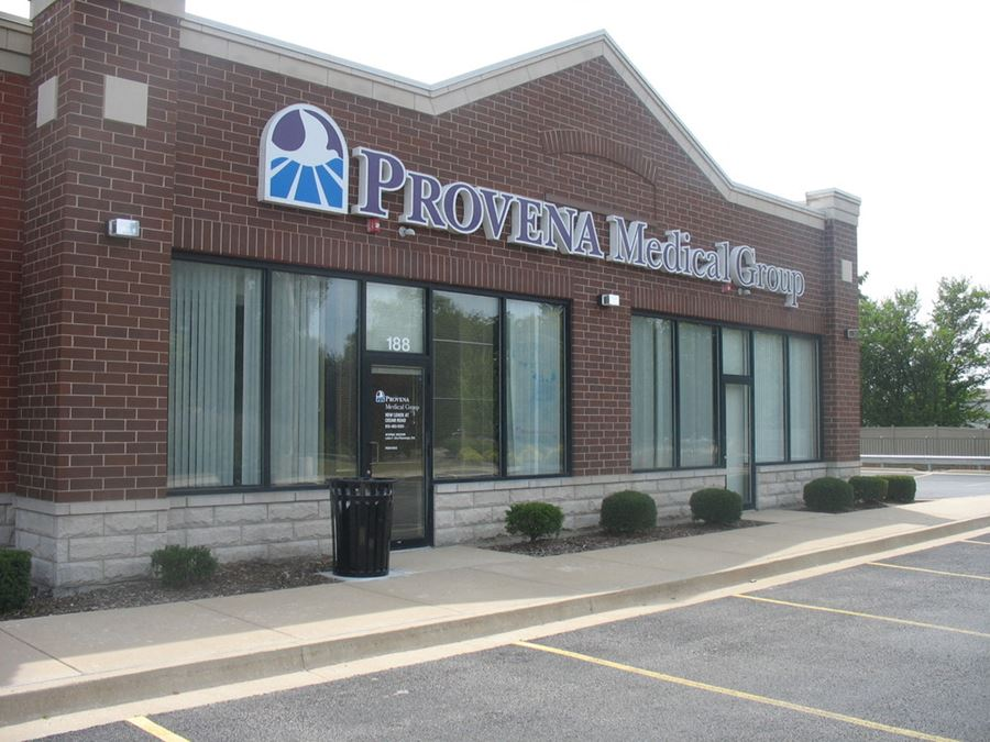 Built Out Medical Office Space For Lease