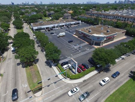 Braes Link Shopping Center - Houston