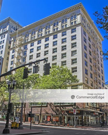 Selling Building - Portland