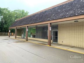 Yorkridge Shopping Center- 1701 Spring Arbor, Jackson, MI 49203