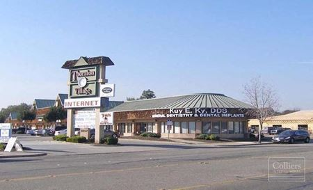 OFFICE BUILDING FOR LEASE AND SALE - Stockton