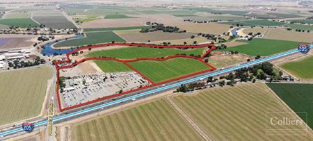 LAND  FOR SALE - Tracy